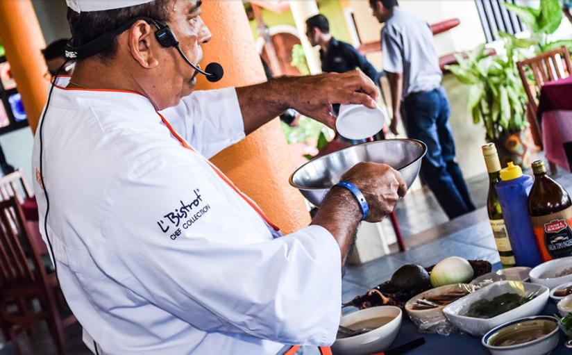 Puerto Vallarta Gourmet Food Festival