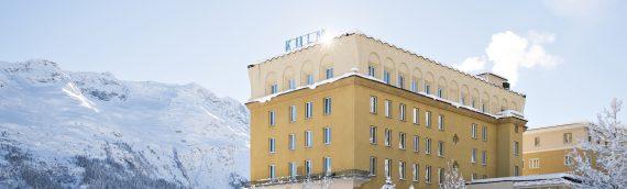Posh at Its Peak at St. Moritz Hotels